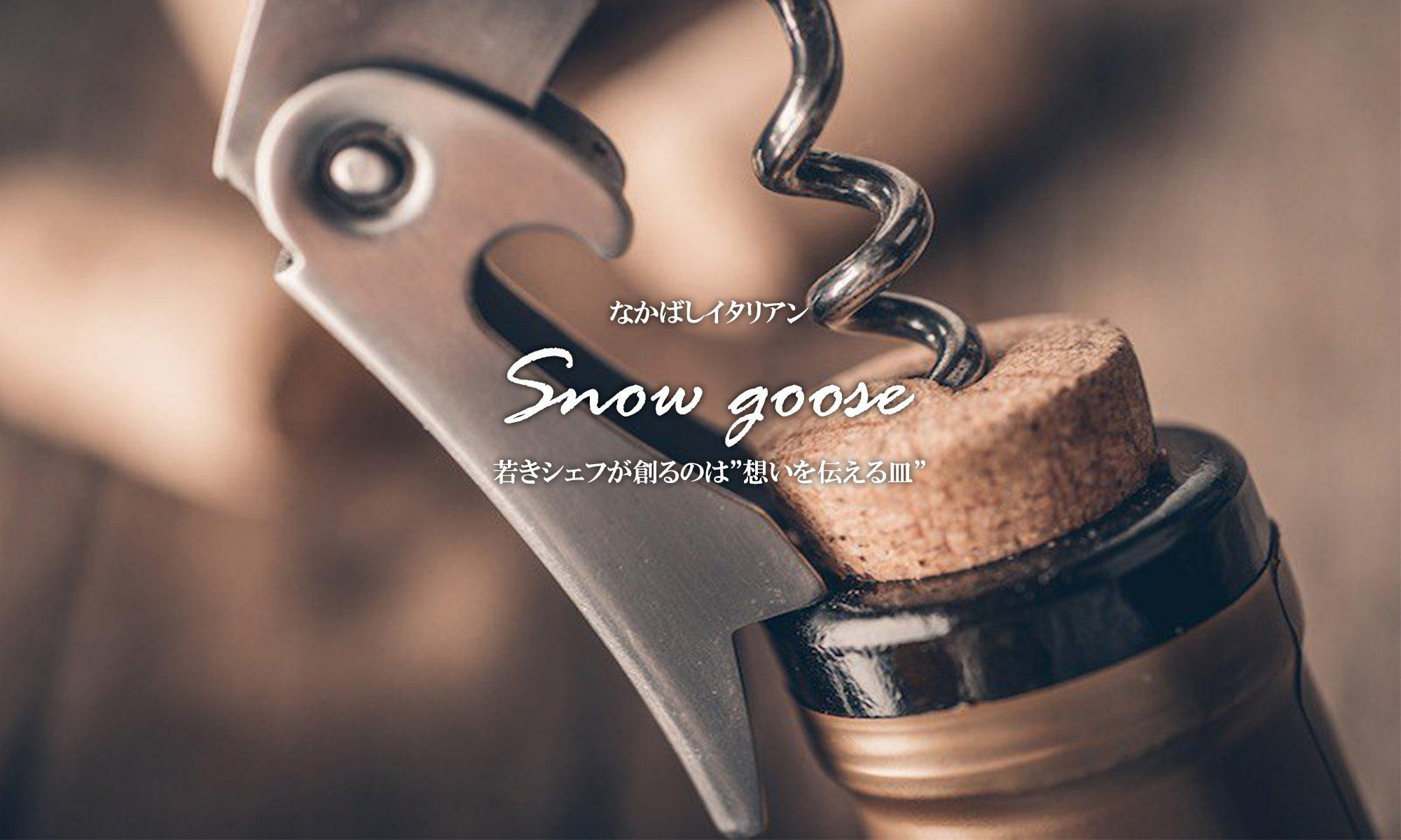 Snowgoose(スノーグース)